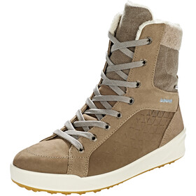 Lowa Fiss GTX Mid Cold Weather Boots Women taupe/bluegrey